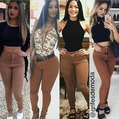 @lealeebarros #modajuvenil Young Fashion, Fashion 101, Teen Fashion, Autumn Fashion, Fashion Outfits, Womens Fashion, Cool Outfits, Casual Outfits, Sexy Jeans
