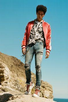 b376dd11ddd See the complete Amiri Spring 2018 Menswear collection. Mens Fashion 2018