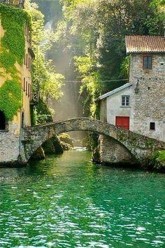 Nesso, Como, Italy. Lake Como travel guide & tips: goitaly.about.com/od/lakecomolagodicomo/p/lake_como.htm