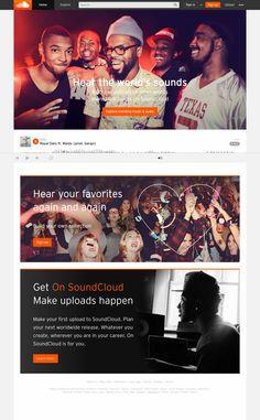 SoundCloud è un sito web pensato per i musicisti che ti permette di collaborare, promuovere e distribuire la tua musica.  Puoi caricare tutte le tue registrazioni, condividerle sui social e creare playlist e compilation.  Ti permette di inserire facilmente i tuoi brani su qualsiasi pagina web.