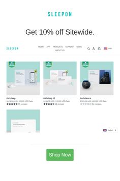 Best deals and coupons for Sleepon English Shop, New Trailers, Coupon Codes, Coupons, Shop Now, Coding, Coupon, Programming