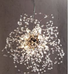Comet pendant light from Horchow 2 of these for the dining rm