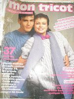 Revista Mon Tricot: Mon Tricot 69 - Junho 1984