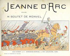 Maurice Boutet de Monvel  Jeanne d'Arc by Louis Maurice Boutet de Monvel 1896
