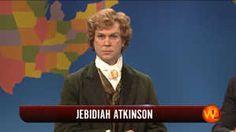jebidiah atkinson - presidential speech critic... Best snl character this season (2013-2014)