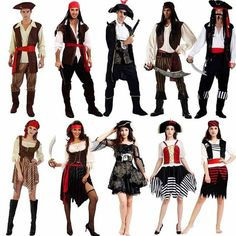 Pirate Costume Women Pirate Costume Men Pirate Costume Diy Pirate Costume Ideas #costumes #women #piratecostume #costumeaccessories #costumeideas #costumeparty #partycity how to make a pirate costume with regular clothes, pirate costume woman, pirate costume shirt, pirate costume party city, pirate costume boy, pirate costume girl, pirate costume pattern, pirate costume makeup, pirate costume adults, pirate costume female, pirate queen costume, pirate costume toddler, pirate costume amazon Adult Pirate Costume, Pirate Cosplay, Cosplay Costumes For Men, Pirate Halloween Costumes, Holiday Costumes, Costumes For Teens, Men Cosplay, Woman Costumes, Couple Costumes