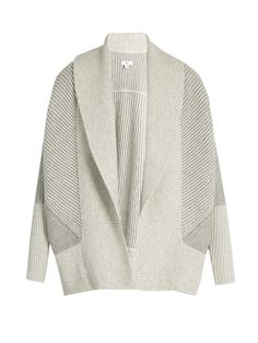 Shawl-collar wool and cashmere-blend cardigan  | Vince | MATCHESFASHION.COM