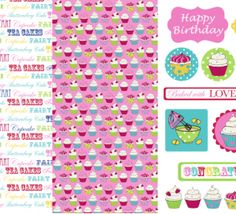 Alison Butler's Free Cake And Birthday Papers & Sentiments