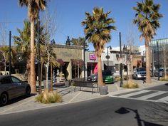 Ramblas /  Paseo / Boulevard - Moule & Polyzoides - Lancaster, CA