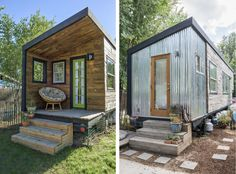 Before and After: Tiny House Through Time - MiniMotives