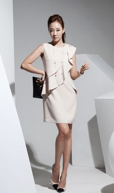 36 Best Korean Office Lady Style Images Office Fashion