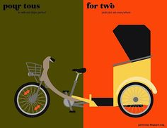 #paris #nyc #illustration #poster #design #inspiration