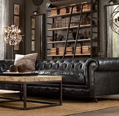 5 Couch Styles for Your Living Room from Boho to Industrial. -  Source: http://decoholic.org
