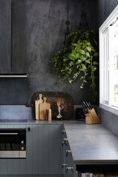 The Barefoot Bay Cottage Byron Bay – Earp Bros Monochromatic Room, Outdoor Baths, True Homes, White Appliances, Kitchen Trends, Kitchen Ideas, Made In Heaven, Stone Veneer, Luxury Holidays