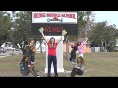 Ocoee Middle School-Read Everything! - YouTube