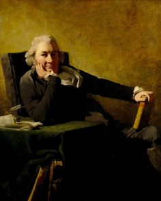 Portrait of Robert Cunninghame Graham of Gartmore (d.1797), Poet and Politician, c.1794 by Sir Henry Raeburn (Scottish 1756-1823)