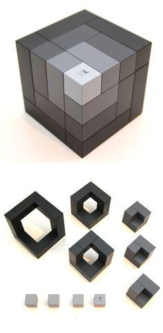 キュービックス/Cubics「モノクロ」