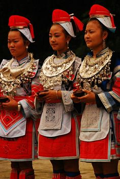 Guizhou girls