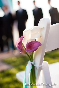 Flowers: A Very Terranea Resort Wedding in Southern California Los Angeles Rancho Palos Verdes
