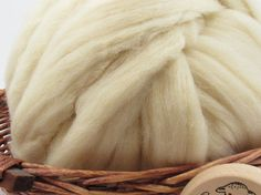 The Eider is a long German wool - also known as the German White-headed Mutton, Oldenburg White Head and White-headed Marsh. The fiber has a good crimp and is great for hand spinning and felting.  Micron: Approx. 27-31 Amount: 1oz  *Please note colors may vary slightly from what you see on your monitor screen.*  ===============  - Were happy to offer larger quantities for most items, just let us know! - Yes, we are glad to combine shipping on multiple purchases!  Please let us know if you…