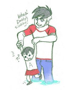 Part 3 Danny Phantom as a dad