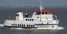 Reederei Warrings GmbH - Hafenrundfahrten, JadeWeserPort, Cargo und mehr...