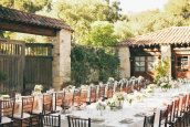 Carmel Valley - Holman Ranch Wedding coordinated by Engaged & Inspired