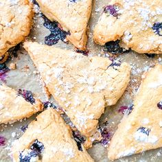 Blueberry Scones That Pair Perfectly with Your Morning Coffee