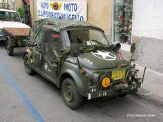 UN PEZZO D'EPOCA #TuscanyAgriturismoGiratola Fiat 500