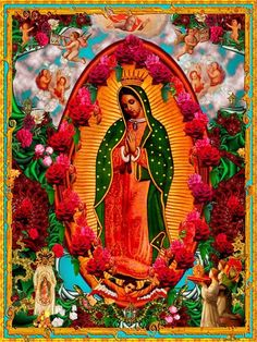 Our Lady of Gudalupe