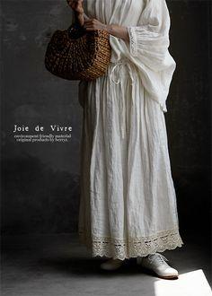 【楽天市場】【送料無料】Joie de Vivre東炊きリネンアンティークギャザーマキシスカート:BerryStyleベリースタイル