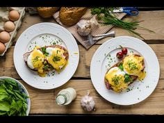 Make the most of a lazy morning with these lip-smacking brunch recipe ideas. Whipping up brunch at home means not having to get dressed, not leaving the house a Luncheon Menu, Brunch Menu, Brunch Food, Sunday Brunch, Breakfast Options, Breakfast Time, Diet And Nutrition, Egg Recipes, Sauce Recipes
