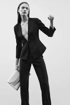 Sophia Ahrens for Narciso Rodriguez Resort 2016 Lookbook