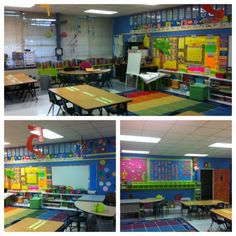 Classroom Decor/ Set-Up Kindergarten Kids blog