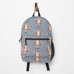 Dog Games, Fashion Backpack, Meditation, My Arts, Backpacks, Art Prints, Space, Printed, Awesome