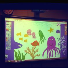 Putting the Promethean to good use!