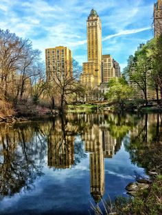 Central Park - The Heart of New York City - is one of those places that make #NewYork such a great place to live. #NYC #NY