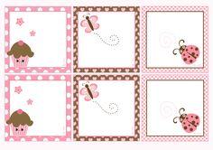 La Casita de Caro: Desktop Kits Pink Chocolate !!