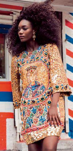 Dolce & Gabbana | Retro '70's.