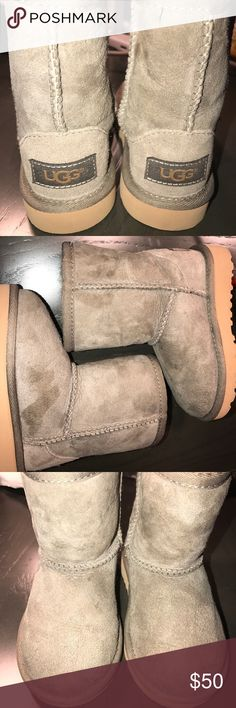 Ugg toddler boots size 7 Was used once only. UGG Shoes Boots