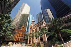 Millennium Square, Sheung Wan, Hong Kong Island