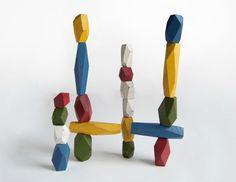 Balancing Blocks, Fort Standard