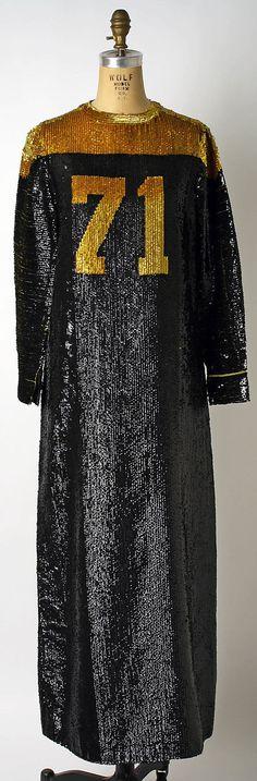 Geoffrey Beene  Evening dress 1968
