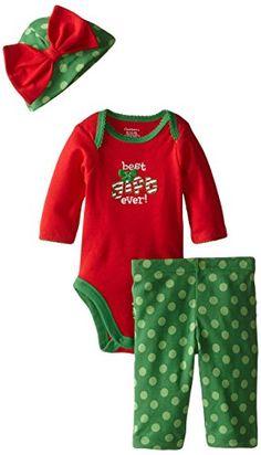 Gerber Baby-Girls Newborn 3 Piece Bodysuit Cap and Legging Set, Red/Green Candy Cane, 6-9 Months Gerber http://www.amazon.com/dp/B00W7A5JPC/ref=cm_sw_r_pi_dp_iyjgwb0XV89PS