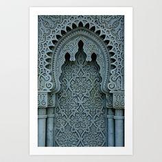 Arch Art Print by Echo Designlab - $16.12