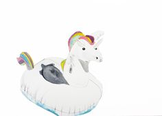 Unicorn pool float (Urban Outfitters)