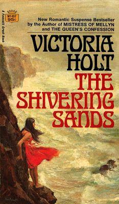 Loved this Victoria Holt gothic romantic suspense.
