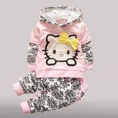 7b8fa760646 Baby Girls Clothing Sets Little Girl Fashion