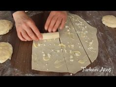 Turkish Recipes, Sweets Recipes, Food And Drink, Make It Yourself, Cooking, Youtube, Health, Meal, Food Recipes
