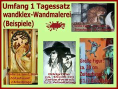 Wandmalerei von wandklex / mural by wandklex